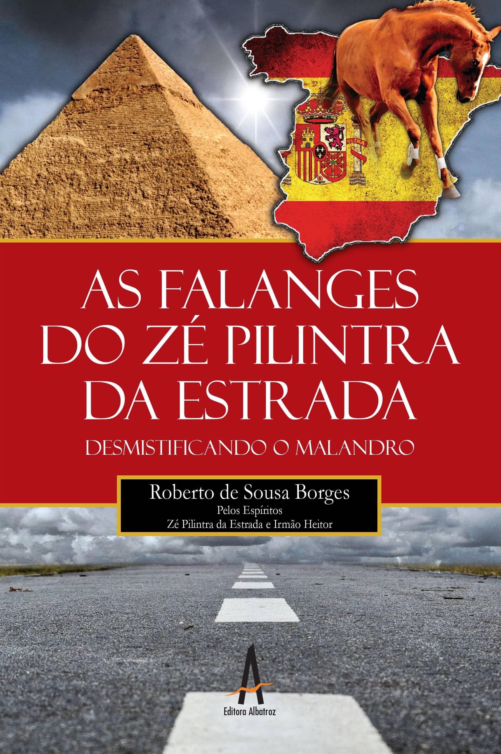 Zé Pilintra da estrada malandro candomblé macumba ubanda editora albatroz publicação como publicar seu livro meu publique seu livro como publicar meu livro