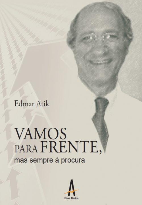 livro biografia edmar atik