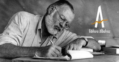 Ernest Hemingway E Seus Ensinamentos Literários – Blog