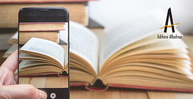 instagram business comércio comercializar vender livro publicação editora albatroz publicar independente