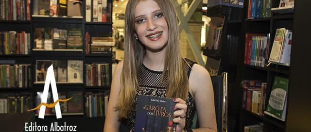 editora albatroz publicação como publicar seu livro meu publique seu livro como publicar meu livro rio de janeiro são paulo Sofia Molter Fuhr A Garota dos Livros mirim infantil livro infanto-juvenil